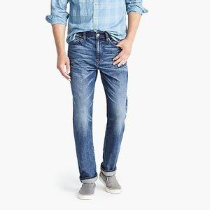Men's Jcrew 770 Straight fit jean denim sz 34x32